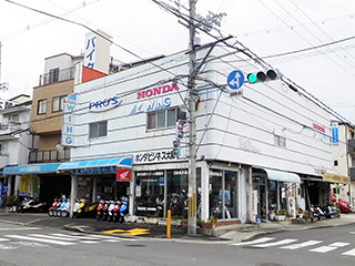 ホンダビジネス大阪